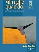 Tạp chí Văn nghệ Quân đội số 957 + 958 (số Xuân Tân Sửu 2021)