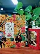 """Tết """"nhâm nhi"""" sách: Món quà không chỉ cho trẻ em"""