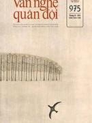 Tạp chí Văn nghệ Quân đội số 975 (cuối tháng 10/2021)