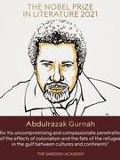 Nobel Văn học 2021 được trao cho nhà văn Abdulrazak Gurnah