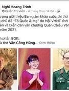 Rộn ràng thơ online hưởng ứng Ngày Thơ Việt Nam