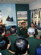 Giới thiệu hơn 300 tài liệu,  hình ảnh, hiện vật về thanh niên Quân đội