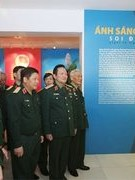 Exhibition highlights military youth's contributions