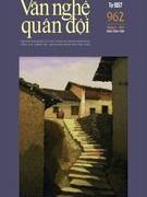 Tạp chí Văn nghệ Quân đội số 962 (đầu tháng 4/2021)