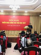 Hội Nhà văn Việt Nam: Đầy ắp các hoạt động trong nhiệm kì mới