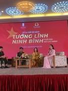 Điểm danh tướng lĩnh Ninh Bình bằng kí văn học