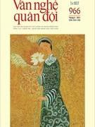 Tạp chí Văn nghệ Quân đội số 966 (đầu tháng 6/2021)