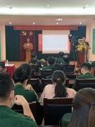 32 thí sinh tham gia Hội thi báo cáo viên giỏi