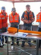 Bản lĩnh chiến sĩ ngành đo đạc biển