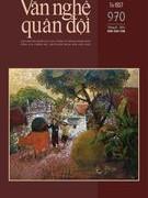 Tạp chí Văn nghệ Quân đội số 970 (đầu tháng 8/2021)