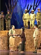 Hồ Chí Minh - nguồn cảm hứng cho sân khấu