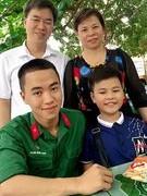 Những gia đình nơi tuyến đầu chống dịch