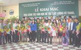 Khai mạc trại sáng tác văn học về đề tài CTCM tại AN Giang