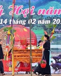 Long Tong festival opens in Thai Nguyen province