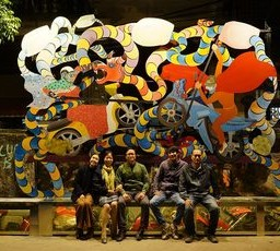 Dự án nghệ thuật công cộng Phúc Tân - điểm nhấn mới của Hà Nội
