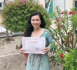 """Tác phẩm viết về """"người thổi tình yêu cho môn Sử"""" đoạt giải nhất cuộc thi viết của ngành giáo dục"""