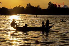 Mùa nước nổi - Nét đặc trưng vùng đất Tây Nam Bộ