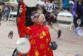 Những sắc màu trong Ngày thơ Việt Nam lần thứ XVII
