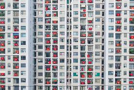 Bức ảnh lan tỏa tinh thần chống dịch của Việt Nam