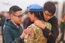 Tự hào Phụ nữ Quân đội