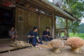 Người Nùng An giữ gìn làng hương Phia Thắp
