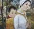 """Tranh Lê Thị Lựu - """"ánh sáng Pháp, hồn dạ Việt"""" - và hành trình về nước"""