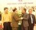 Nguyen Quang Thieu elected Chairman of Vietnam Writers' Association