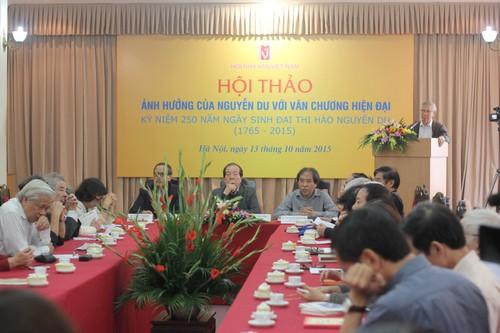 Văn chương Việt 2015 – một cách nhìn