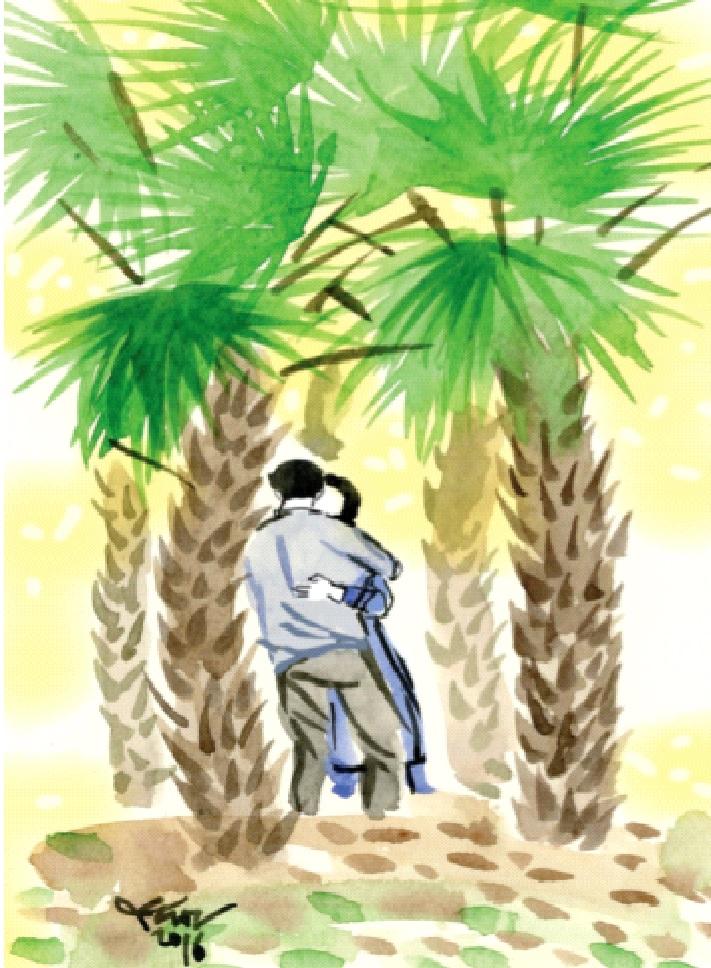 Nhau của núi - Truyện ngắn của Nguyễn Văn Toan