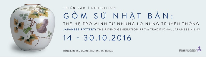 Exhibition Japanese Pottery The Rising Generation from Traditional Japanese