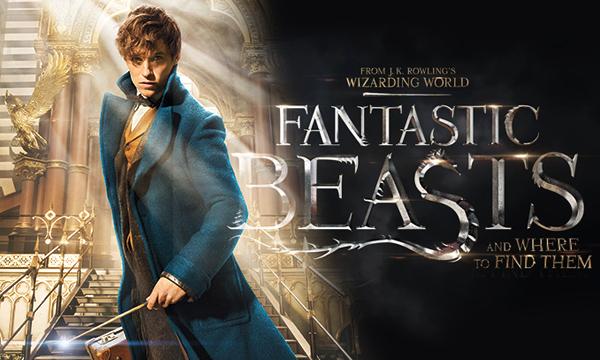 JK Rowling: Sẽ có 5 phim trong series Sinh vật kỳ bí