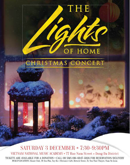 christmas concert the lights of home