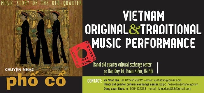 Music Story of the Old Quarter poster