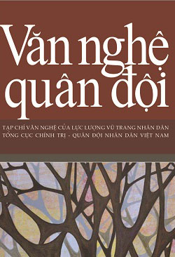Authors are awarded in 2016 by the Van nghe Quan doi Magazine
