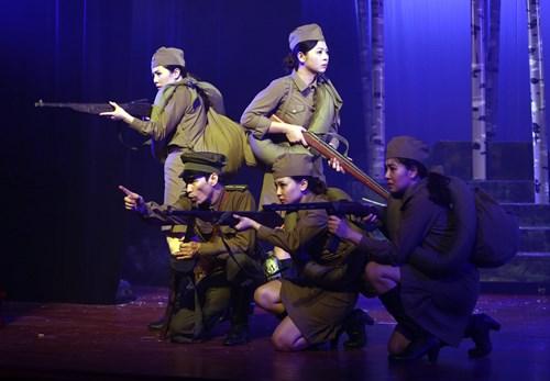 Mang màu sắc sân khấu Việt Nam tới nước Nga