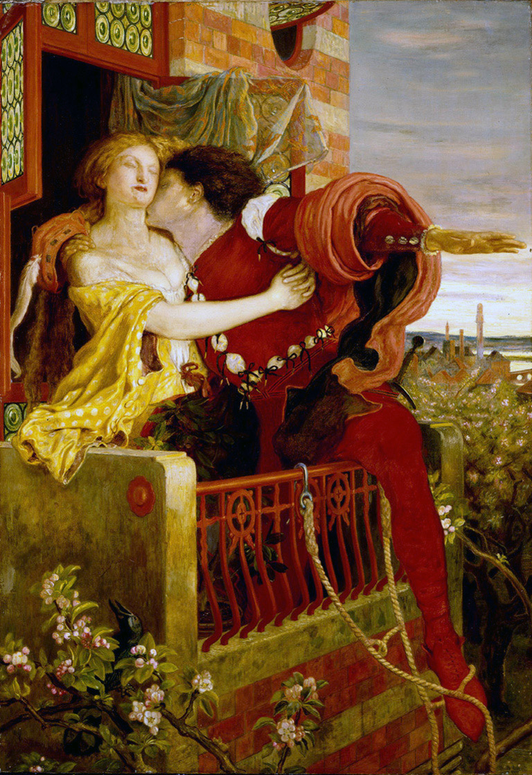 Romeo and juliet brown