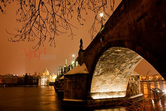 Praha - câu chuyện thành phố cổ