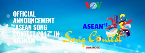 """Lần đầu tiên tổ chức cuộc thi """"Tiếng hát ASEAN 2017"""""""