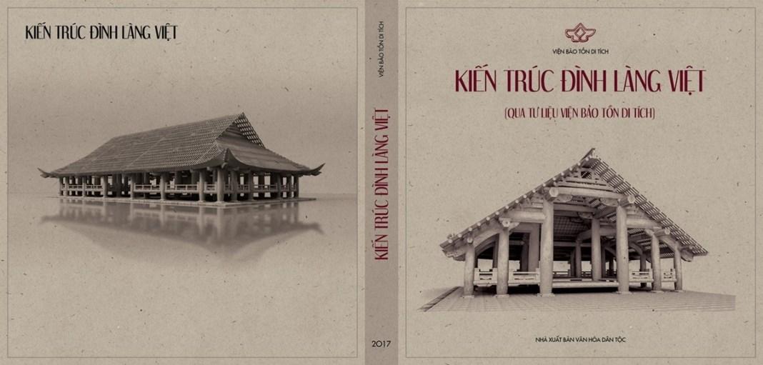 Ra mắt ấn phẩm độc đáo về kiến trúc đình làng Việt