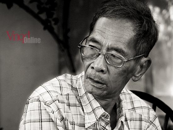 Nhà văn Ngô Khắc Tài được xem là nam vương của trại