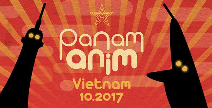 Liên hoan phim hoạt hình Panam Anim 2017