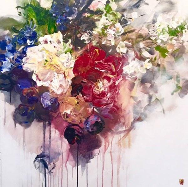 """Triển lãm """"Màu của tình yêu"""""""