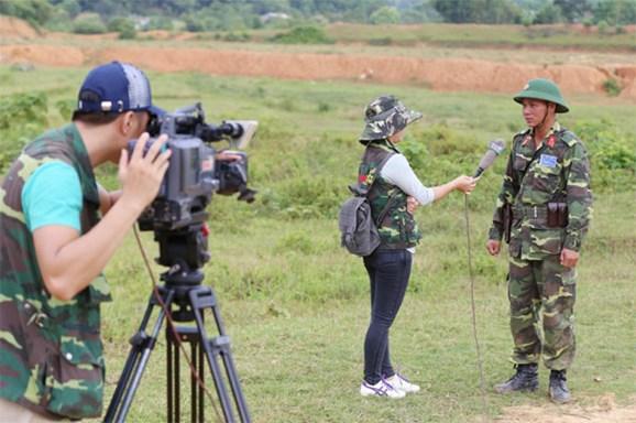 Truyền hình Quốc phòng Việt Nam: Sức hút khán giả từ những chương trình bổ ích