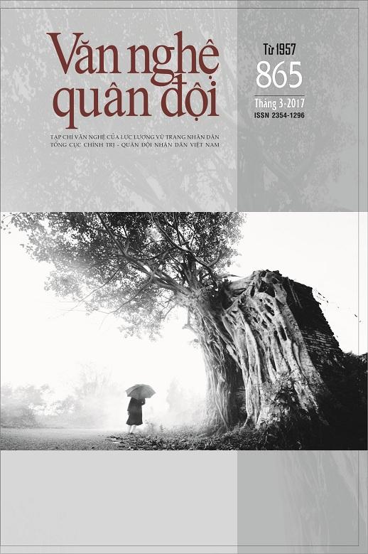 Tạp chí Văn nghệ Quân đội số 865 (cuối tháng 3/2017)
